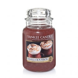Vanilla Bourbon Giara Grande - Yankee Candle
