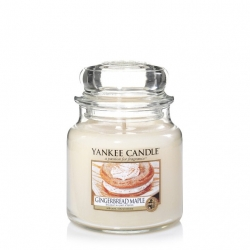 Gingerbread Maple Giara Media - Yankee Candle
