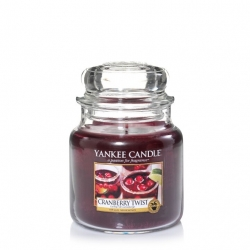 Cranberry Ice Giara Media - Yankee Candle