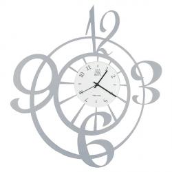 Orologio Trevis, Alluminio - Arti e Mestieri