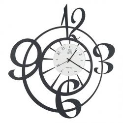 Orologio Trevis, Nero Goffrato - Arti e Mestieri
