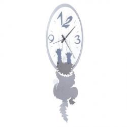 Orologio Crazy Tommy, Bianco Neve - Arti e Mestieri