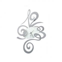 Orologio Robin, Alluminio - Arti e Mestieri