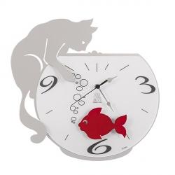 Orologio Tommy & Fish, Alluminio - Arti e Mestieri