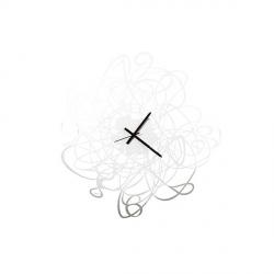 Orologio Doodle, Bianco - Arti e Mestieri