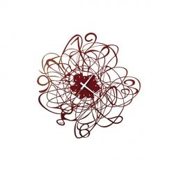 Orologio Doodle, Rosso - Arti e Mestieri