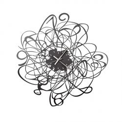 Orologio Big Doodle, Nero - Arti e Mestieri
