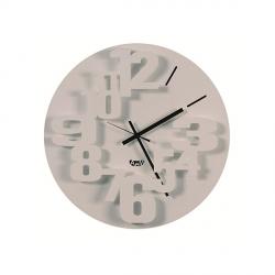 Orologio Perseo, Bianco - Arti e Mestieri