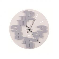 Orologio Perseo, Alluminio - Arti e Mestieri