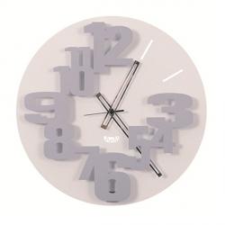 Orologio Big Perseo, Alluminio - Arti e Mestieri