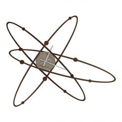 Orologio Atomo New, Cortene - Arti e Mestieri