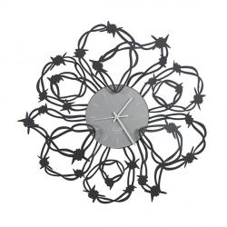 Orologio Spinato, Antracite - Arti e Mestieri