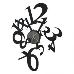 Orologio Astrid, Nero - Arti e Mestieri