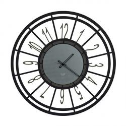 Orologio Top, Nero - Arti e Mestieri