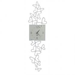 Orologio Butterfly In Volo, Alluminio - Arti e Mestieri