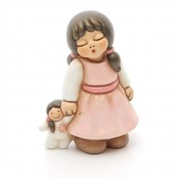 Bimba con bambola - Thun