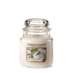 Sage & Sea Salt Giara Media - Yankee Candle