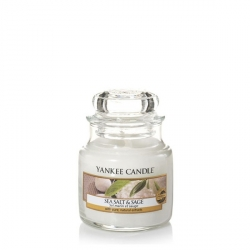Sage & Sea Salt Giara Piccola - Yankee Candle