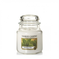 White Tea Giara Media - Yankee Candle