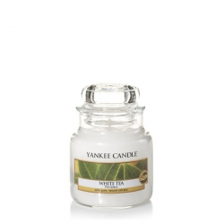 White Tea Giara Piccola - Yankee Candle