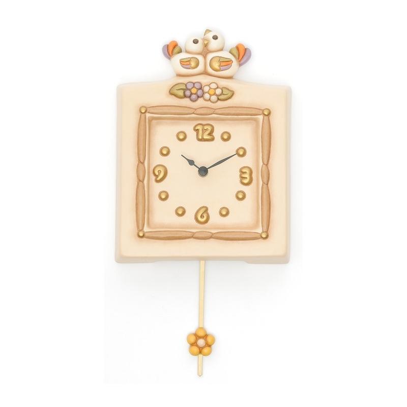 orologio da parete a pendolo country thun idea regalo