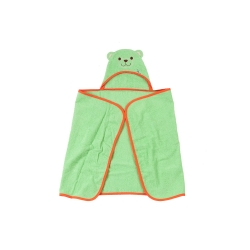 Poncho in spugna Teddy boy 12 mesi - Thun