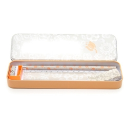 Pencil box set allover tulip - Thun