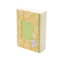 Memo pad allover butterfly - Thun