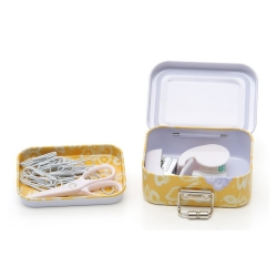 Stationary set allover butterfly - Thun