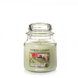 Lemongrass & Ginger Giara Media - Yankee Candle