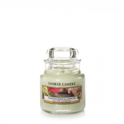 Lemongrass & Ginger Giara Piccola - Yankee Candle