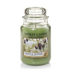 Olive & Thyme Giara Grande - Yankee Candle