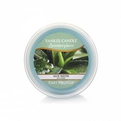 Ricarica MeltCup per profumatore elettrico Scenterpiece, Aloe Water - Yankee Candle
