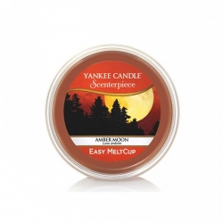 Ricarica MeltCup per profumatore elettrico Scenterpiece, Amber Moon - Yankee Candle