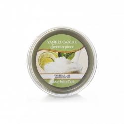 Ricarica MeltCup per profumatore elettrico Scenterpiece, Vanilla Lime - Yankee Candle