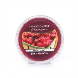Ricarica MeltCup per profumatore elettrico Scenterpiece, Black Cherry - Yankee Candle