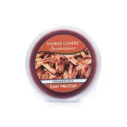 Ricarica MeltCup per profumatore elettrico Scenterpiece, Cinnamon Stick - Yankee Candle