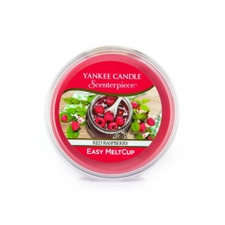 Ricarica MeltCup per profumatore elettrico Scenterpiece, Red Raspberry - Yankee Candle