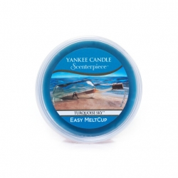 Ricarica MeltCup per profumatore elettrico Scenterpiece, Turquoise Sky - Yankee Candle