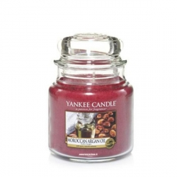 Moroccan Argan Oil Giara Media - Yankee Candle