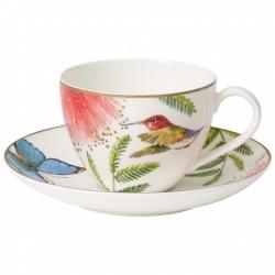 Amazonia Anmut Tazza caffe c.piat.2pezzi - Villeroy & Boch