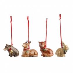 Nostalgic Ornaments Ornam.animali bosco,s4pz. - Villeroy & Boch