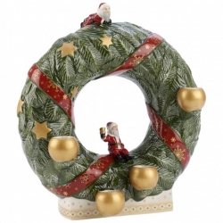 Christmas Toys Memory Ghirlanda Avvento tavolo - Villeroy & Boch
