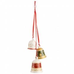 My Christmas Tree Ornamento a tre Campane - Villeroy & Boch