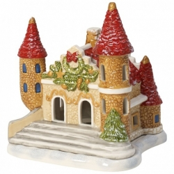 Mini Christmas Village Castello - Villeroy & Boch