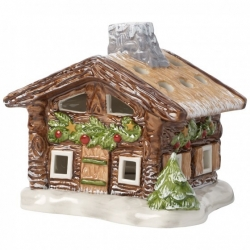 Mini Christmas Village Casa nella Foresta - Villeroy & Boch