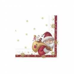 Winter Specials Toys Tovagliolo Babbo Natale sacco - Villeroy & Boch