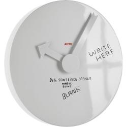 Blank wall clock, Orologio da parete