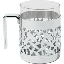 Cactus!, Mug con vetro pirofilo - Alessi