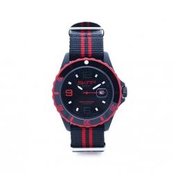 Orologio La Courageuse rosso - Skimp